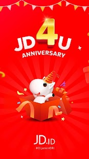 JD.ID Your Online Shopping Mall Screenshot