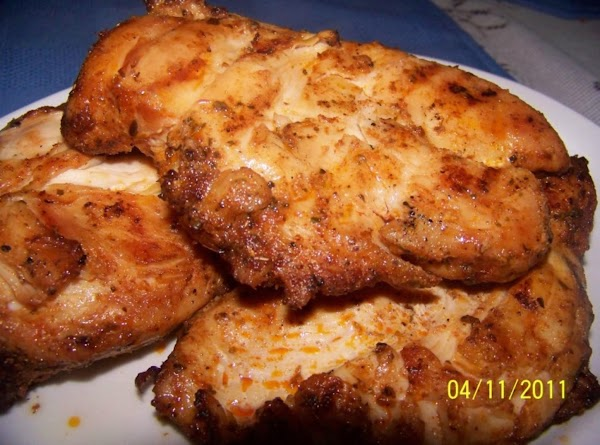 Grilled Herb Chicken Recipe