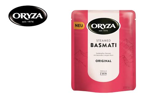 Bild für Cashback-Angebot: 3 x Steamed Basmati Original - Oryza