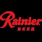 Logo for Rainier Beer