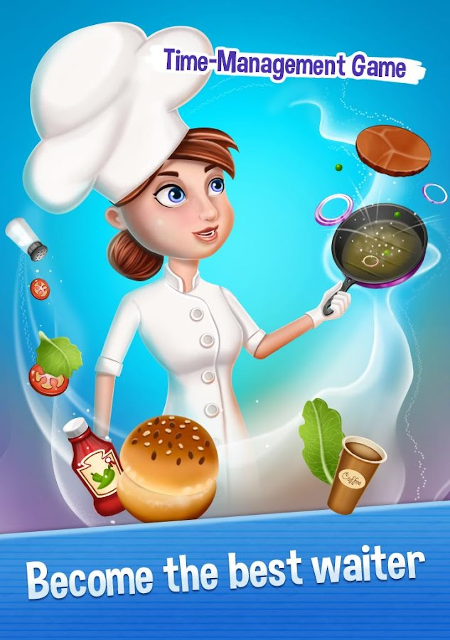 Cooking Happy Mania Chef Kitchen Game For Kids Android Apps On Google Play