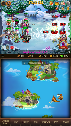 Everybody's RPG 1.6 screenshots 3