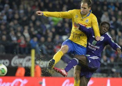 Waasland-Beveren attend des nouvelles d'Anderlecht et Bruges