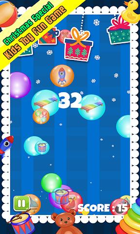 android Christmas Toy Smash Screenshot 3