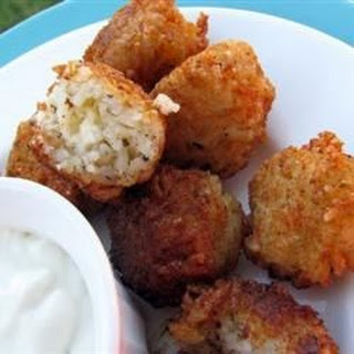Spicy Rice Balls Recipes