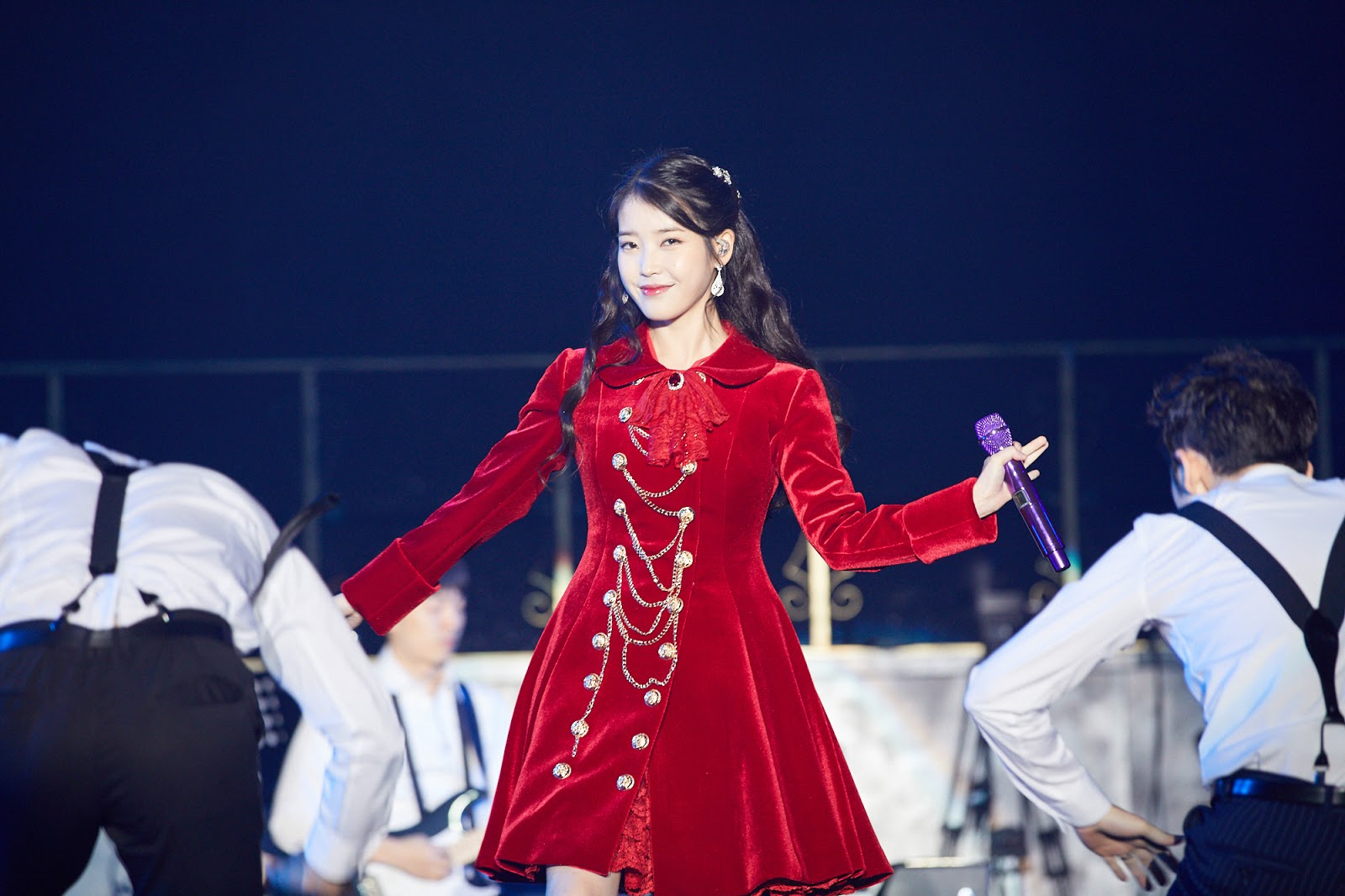 IU in Hong Kong