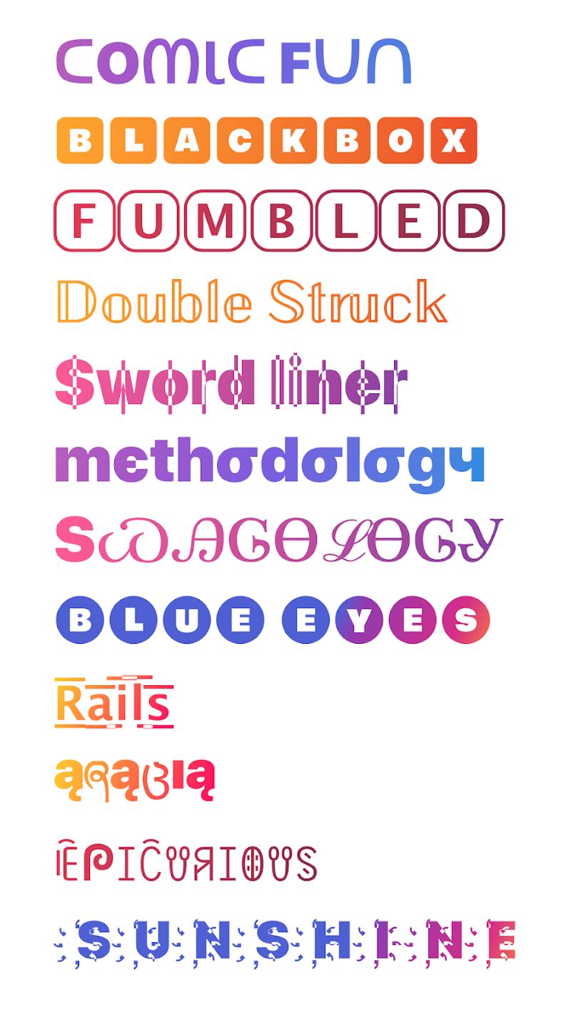 Cool Fonts for Instagram v4.9 [Full Unlocked]