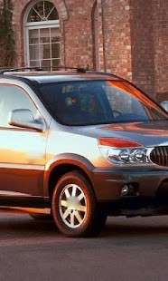Themes Buick Rendezvous - náhled