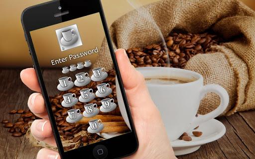 Coffee - Applock Theme