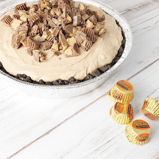 Reese's Peanut Butter No Bake Pie.
