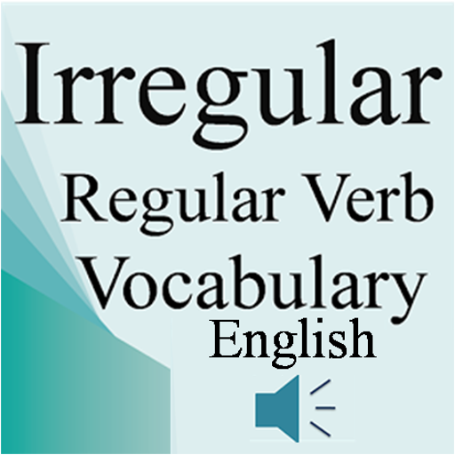 irregular regular verb english apps on google play