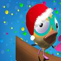 Mad Bird Hopping icon