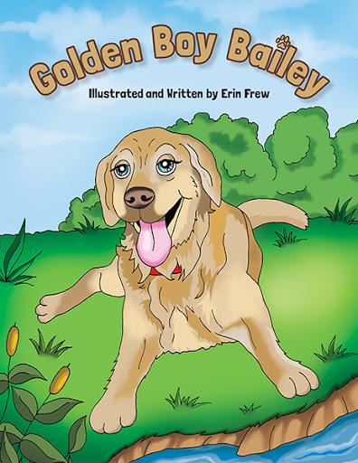 Golden Boy Bailey cover