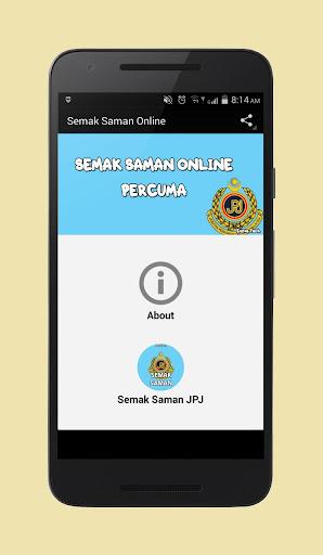 Semak Saman Online