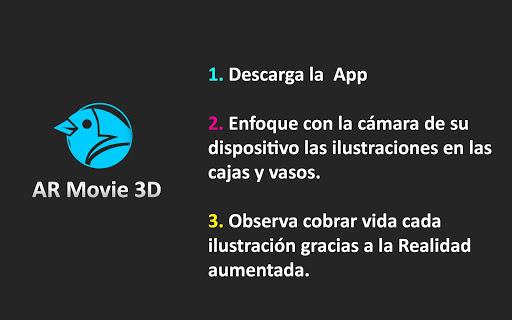 AR movie 4D