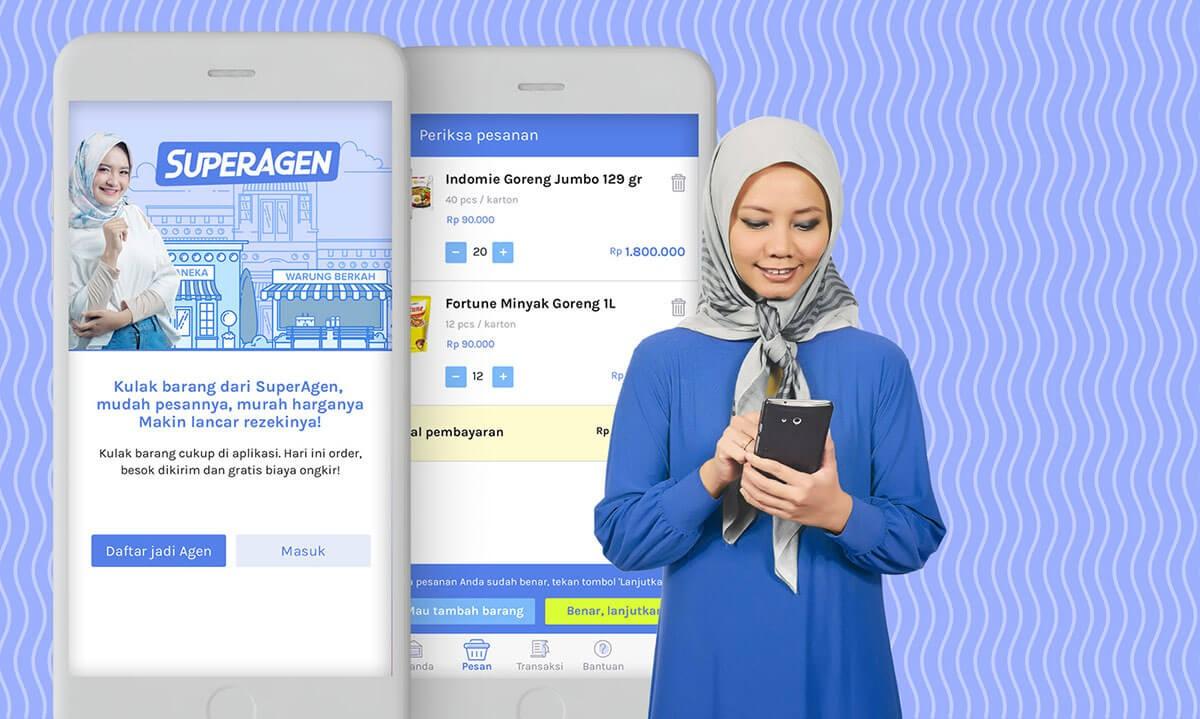 aplikasi sembako online surabaya