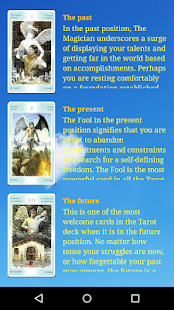 Tarot of the Angels lite - náhled