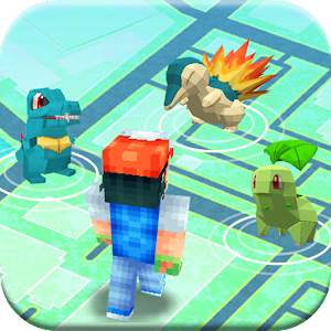 Catch Pixelmon Go! for PC and MAC