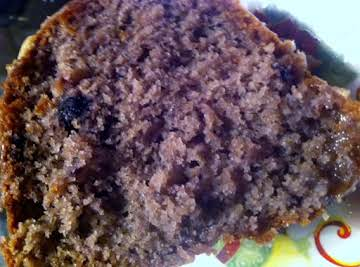 """Blueberry Jam Cake or as I call it """"The Ugly Duckling Cake"""""""