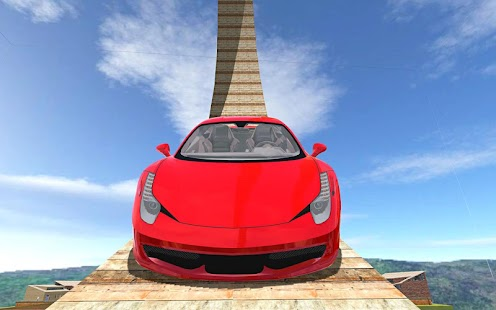 Impossible Sky Tracks : Car Driving Simulator - náhled