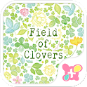 Spring Theme-Field of Clovers icon