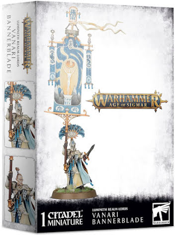 LUMINETH REALM-LORDS: VANARI BANNERBLADE