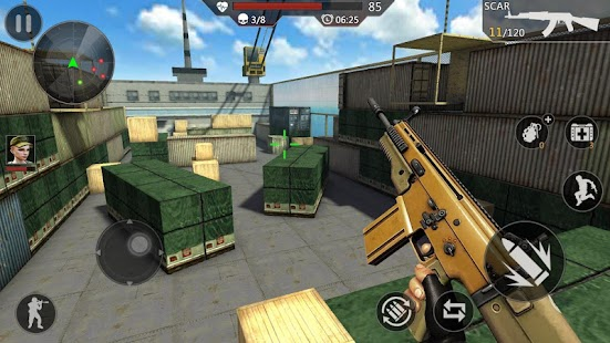 Cover Strike - 3D Team Shooter Screenshot
