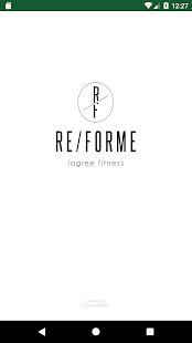 Re/forme lagree fitness - náhled
