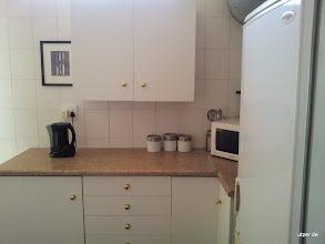 Photo: Küche, andere Seite.