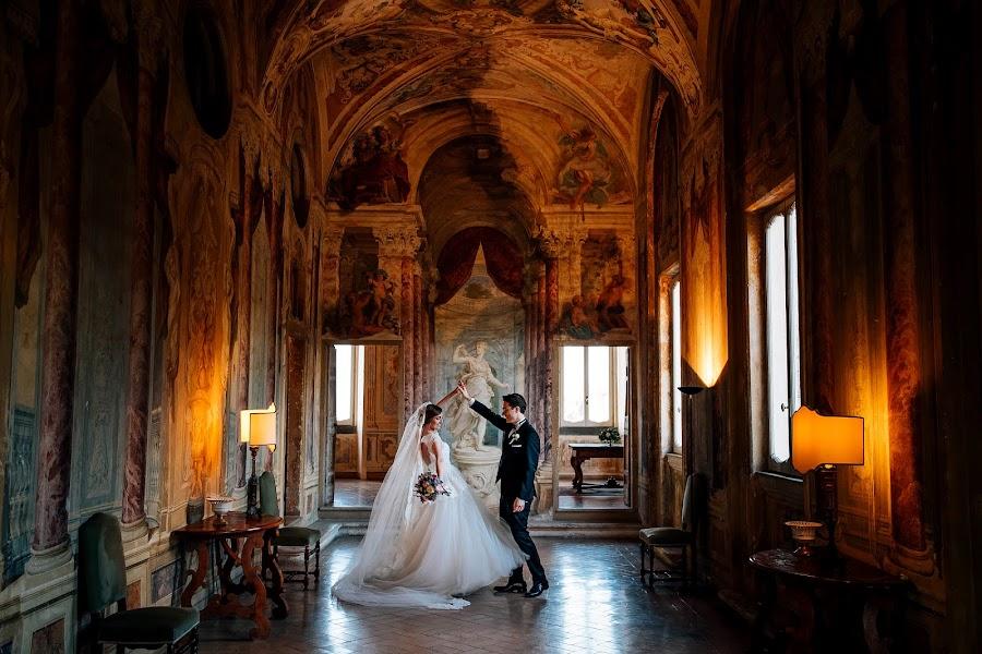 Wedding photographer Massimiliano Magliacca (Magliacca). Photo of 18.10.2017
