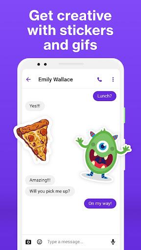TextNow: Free Texting & Calling App 6