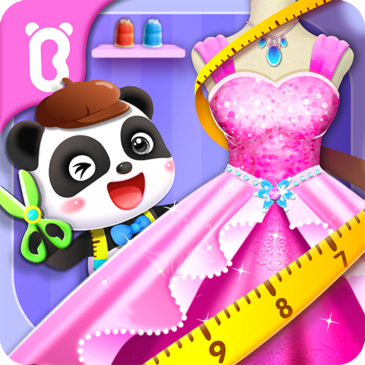 Baby Panda's Fashion Dress Up Game Icon