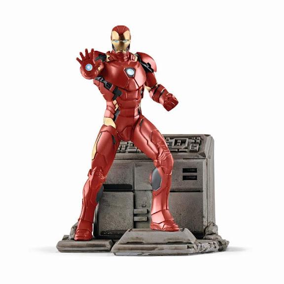Contenido de Schleich® 21501 Iron Man