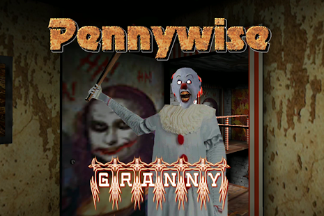 Pennywise Evil Clown Screenshot