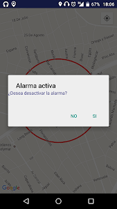 Bus Stop Alarm screenshot 1