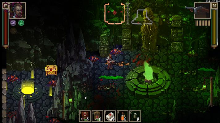 Lovecraft's Untold Stories Screenshot Image