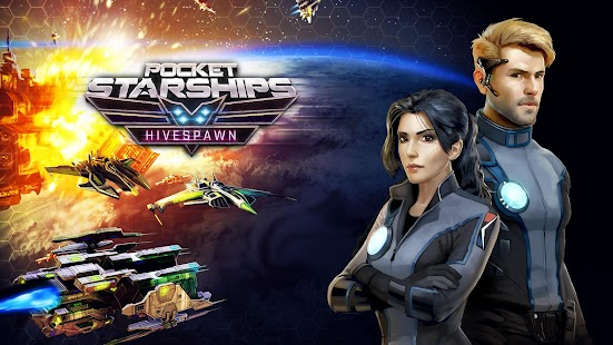 Pocket Starships - PvP Arena: Space Shooter MMO - náhled