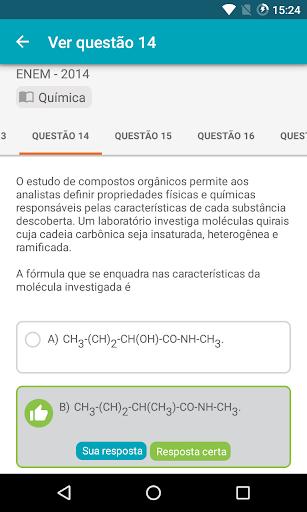 Foto do Simulado Já ENEM