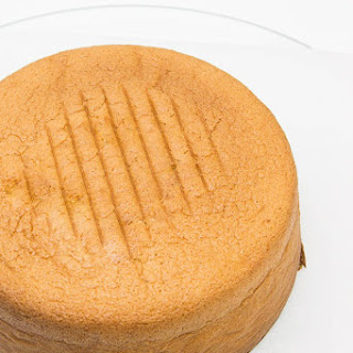 Sponge Cake (Separated Eggs Method)