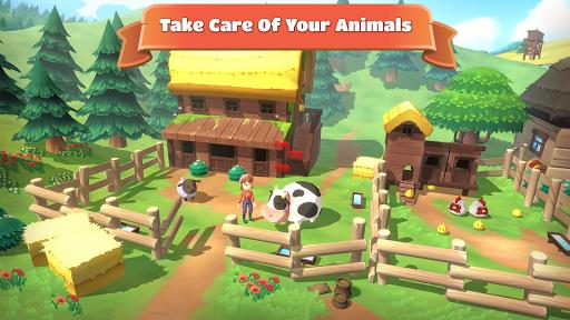 Code Triche Big Farm: Story APK MOD screenshots 4