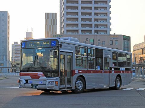 バス運転手合同採用説明会(道・バス協共催) 函館バス