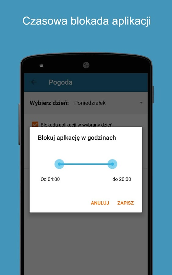 Beniamin Mobile- screenshot