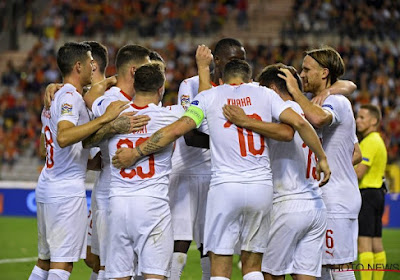 Ligue des Nations : l'UEFA a tranché, l'Ukraine et la Suisse connaissent leur sort