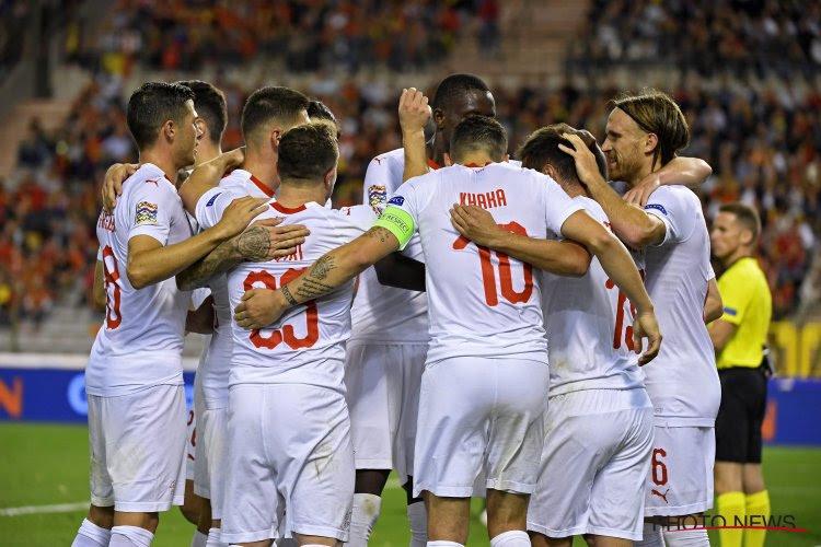 Eliminatoires Euro 2020: La Suisse prend un bon départ