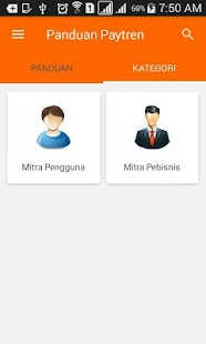 Panduan PayTren screenshot