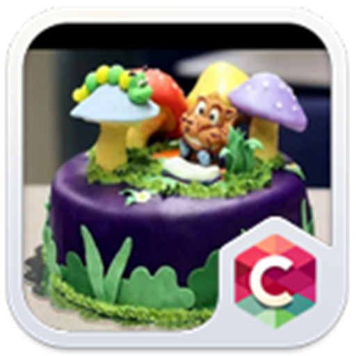 Animal Birthday Cake Theme