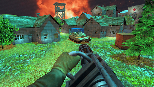 Commando Adventure Assassin: Free Games Offline  screenshots 18