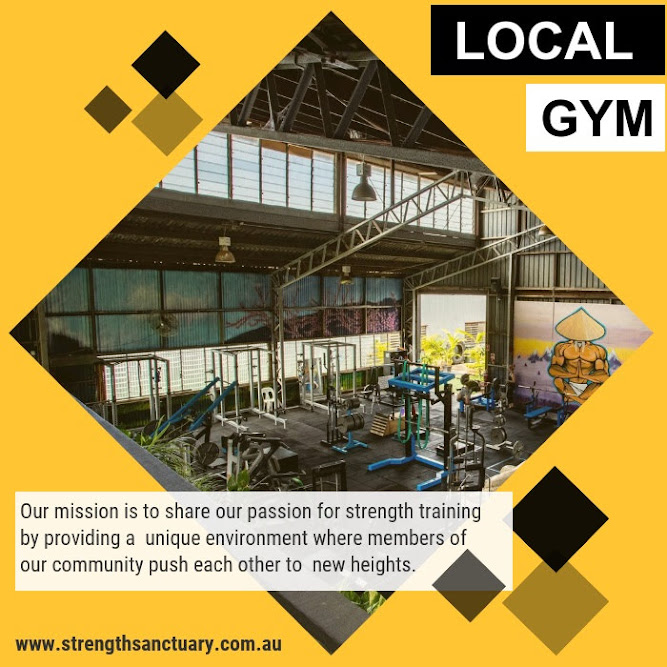 Local Gyms