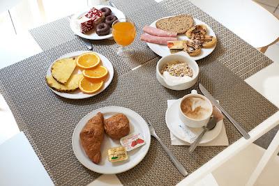 EL HOTEL - Desayuno
