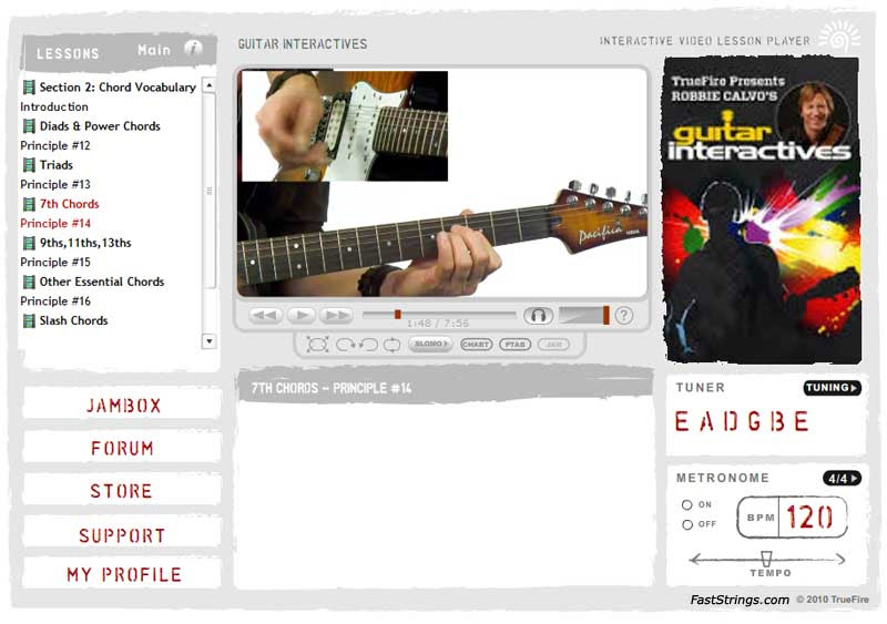 Robbie Calvo - Guitar Interactives